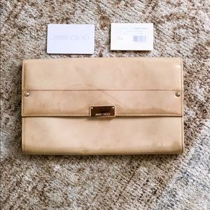Jimmy Choo clutch w tag but not new